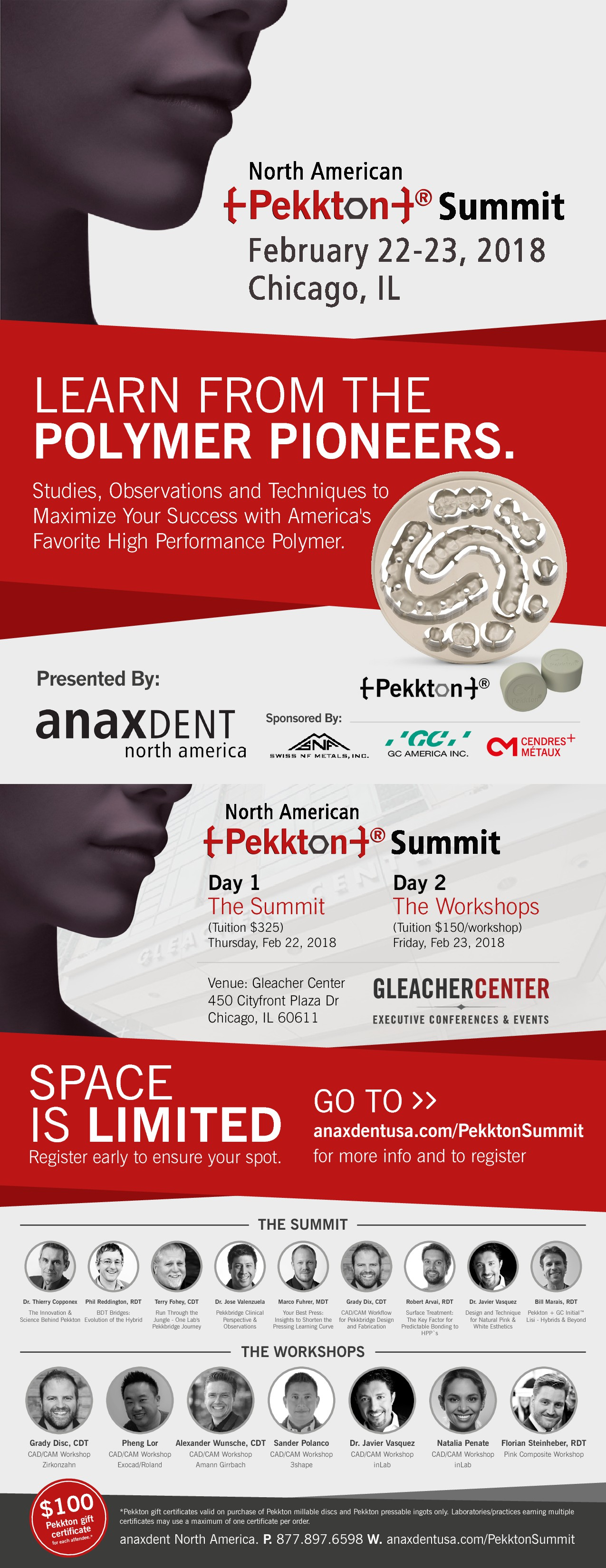 Pekkton Summit Flyer
