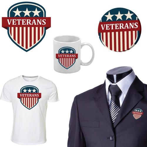 Veterans Day Lapel Pin
