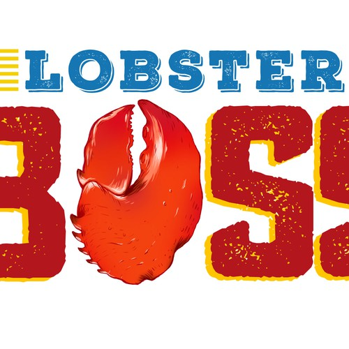Logo proposal for lobster restaurant
