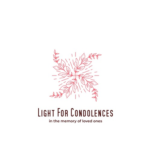 LIGHT FOR CONDOLENCES
