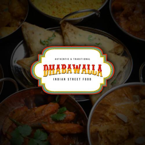 Indian Street Food Restaurant logo