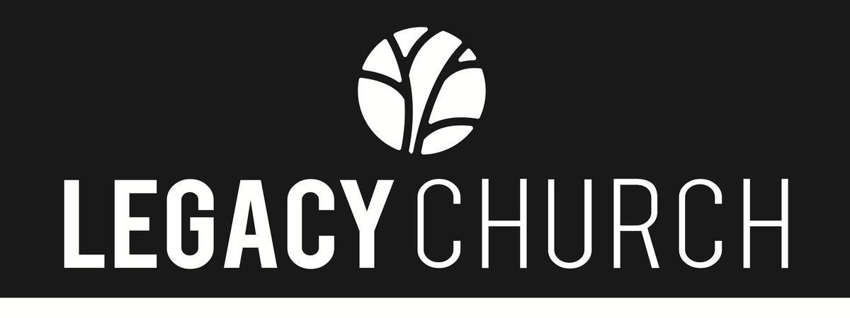 Legacy Church Sign