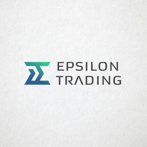 Simple logo for stock trading website