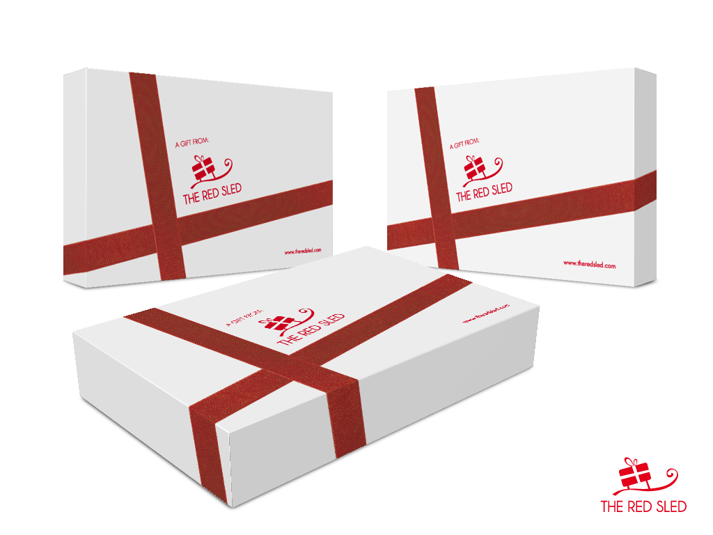 New print or packaging design wanted for The Red