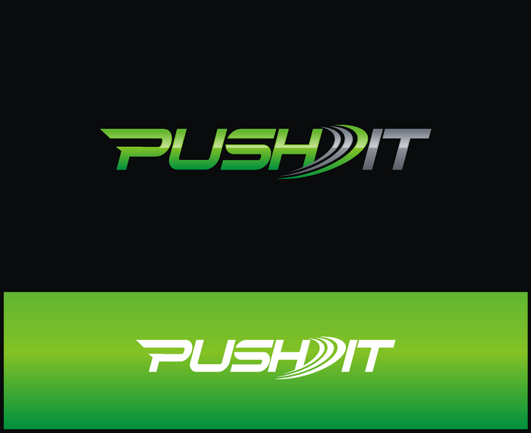 Help push-it with a new logo