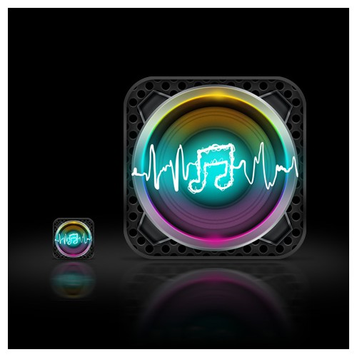 Icon needed for a new sensational iPhone music game