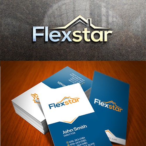Create the next logo for Flexstar