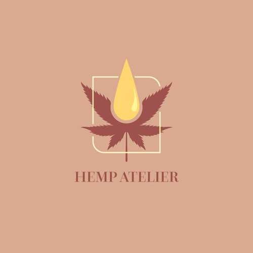 Logo for the a line of HEMP/CBD based products for humans