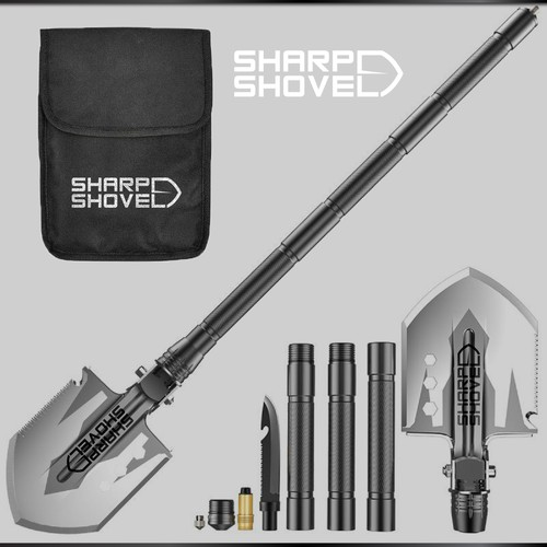 SHARP SHOVEL