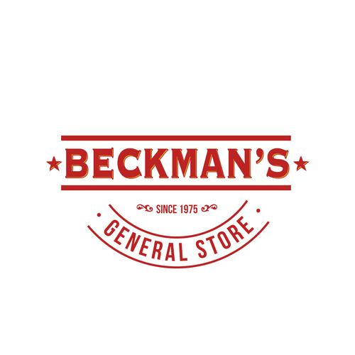Beckman's logo