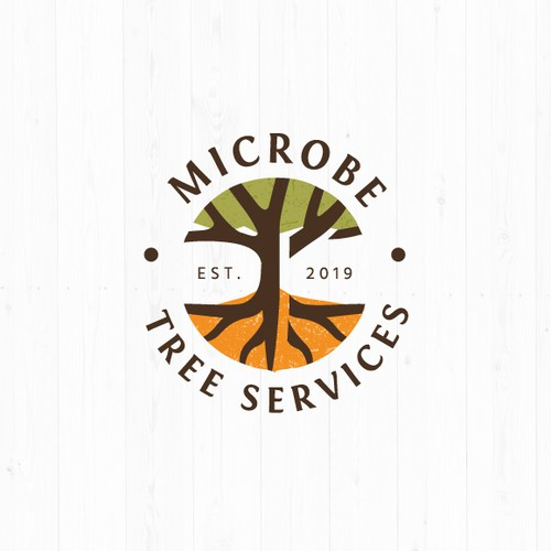 Microbe Tree Services Logo