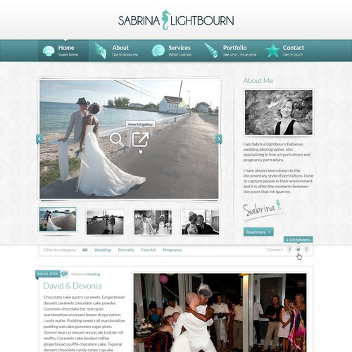 Local Photography Website needs a new website design