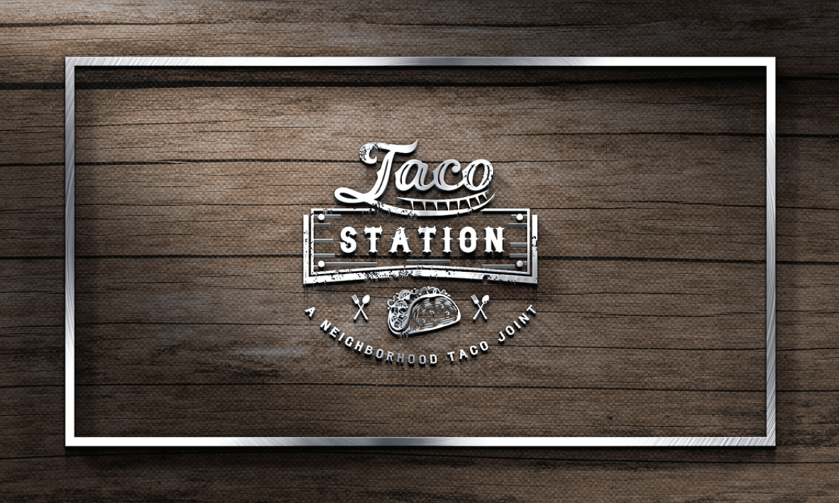 Taco Station Business Card