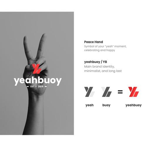 Yeah Buoy Logo Concept