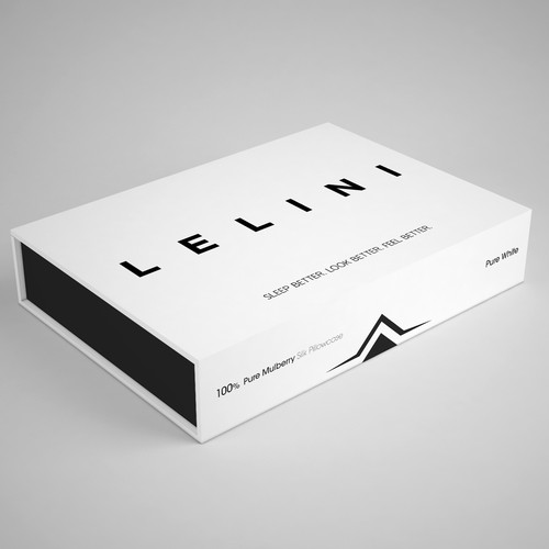 Minimalist and clean packagign