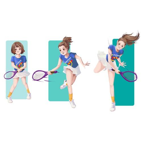tennis levels