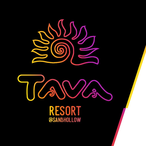 Logo concept for TAVA Resort