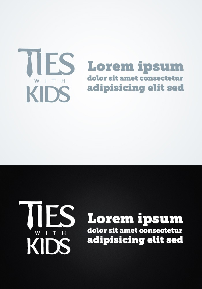logo for Ties with Kids