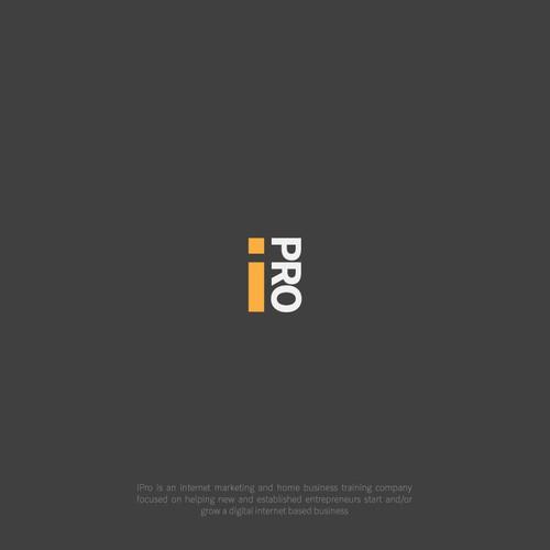 iPro Wants a New, Modern, Professional Logo Designed