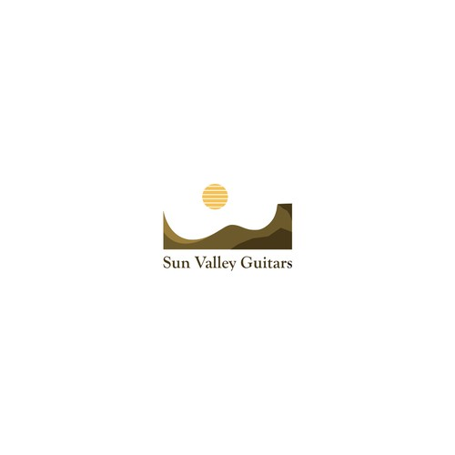 Sun Valley Guitars Logo