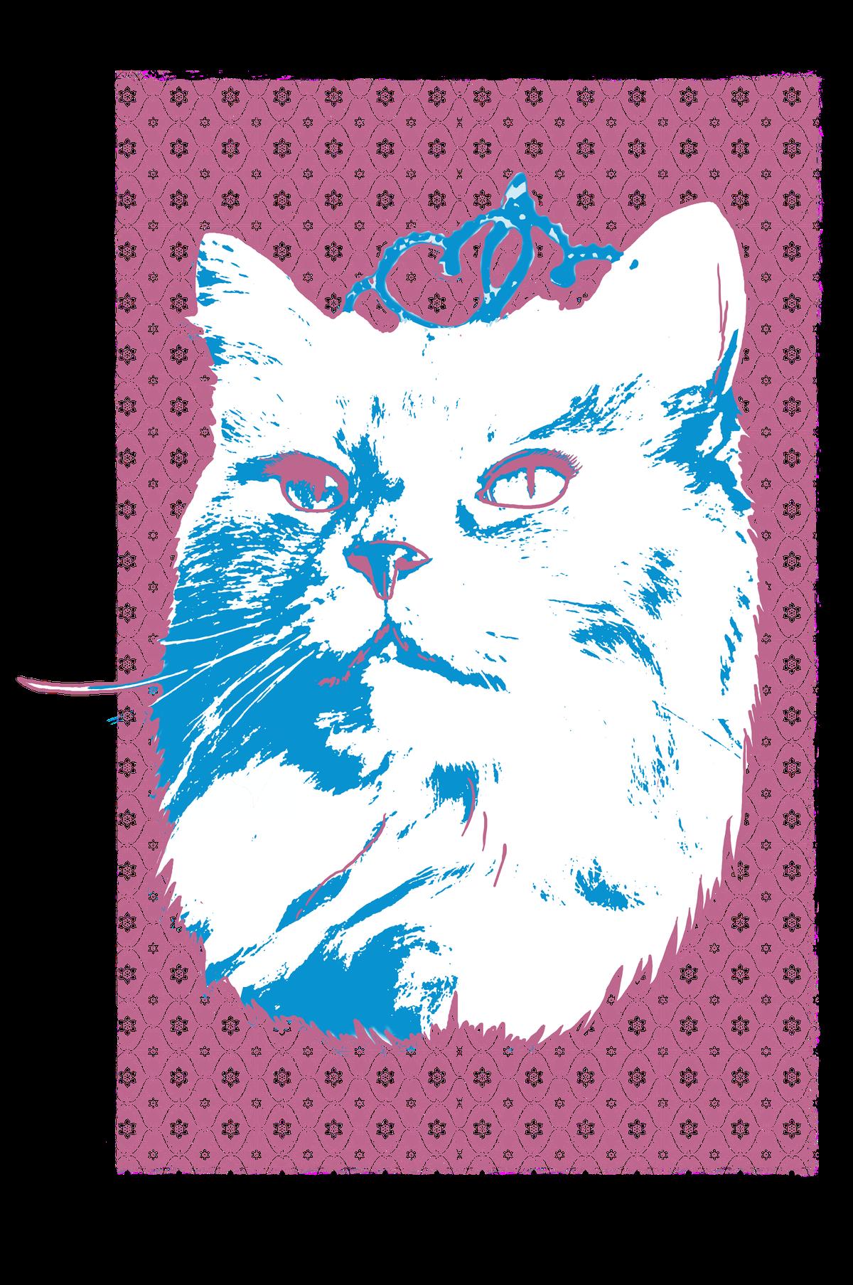 Pop Art Kitty