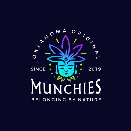 Logo for Medical marijuana dispensary