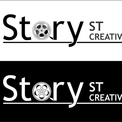 Create the next logo for Story St. Creative
