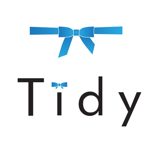 Winning Logo for Tidy!