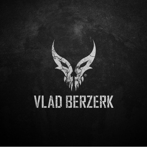 Logo design for Vlad Berzerk
