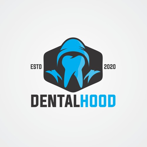 Bold logo for DENTALHOOD