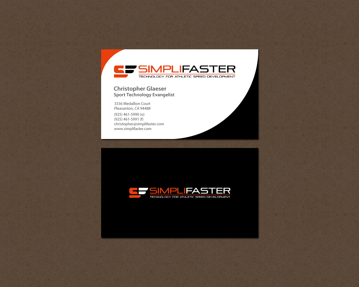 Create Our Business Card and First Impression