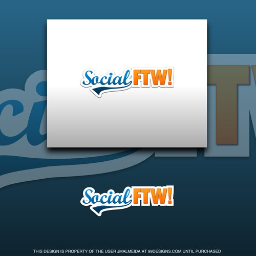 New logo wanted for Social FTW