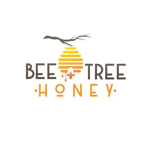 bold logo for honey