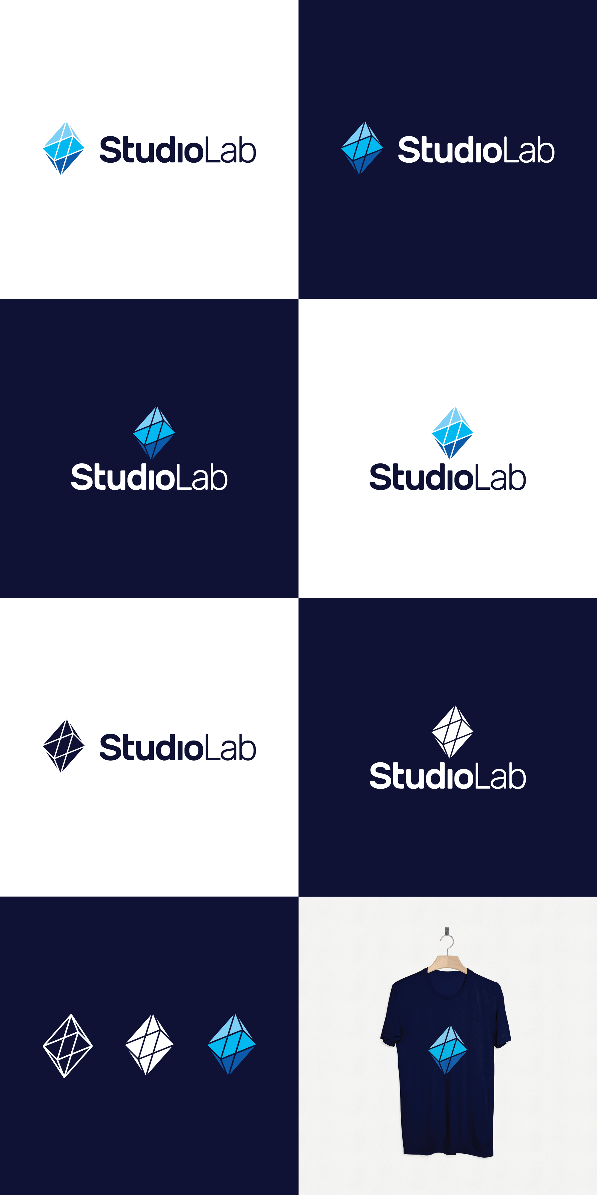 Logo and business card for new Digital Agency
