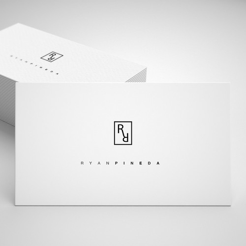 Concept logo for business owner