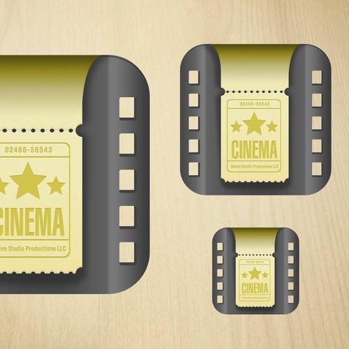 Cinema IOS icon