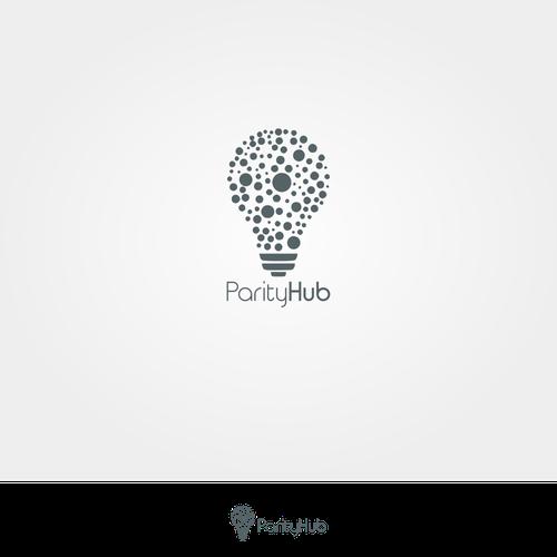 Bold logo for non profit organisation