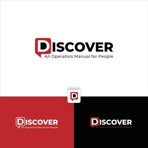 Discover Logo Design