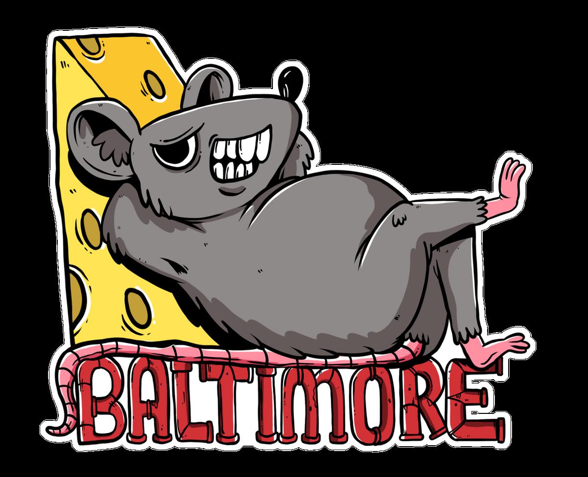 Baltimore Rat