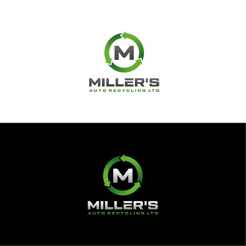 Go green! Create a logo for a family owned and operated auto recycling company!
