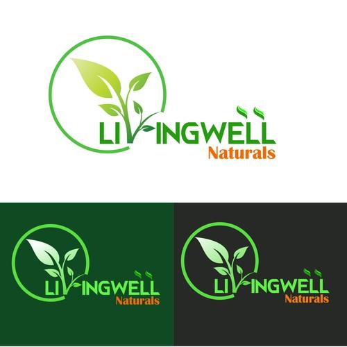 Logo for Natural pharmaceutical