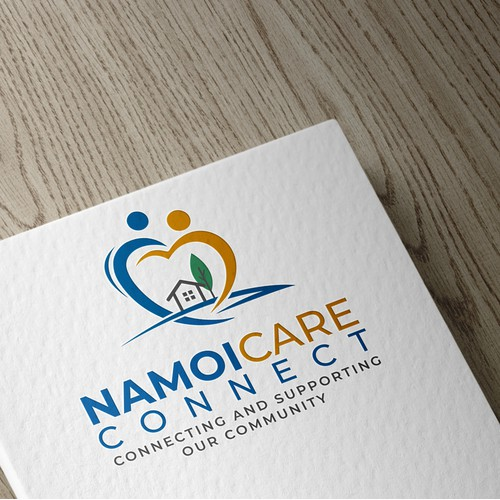 Logo design for Namoi Care Connect