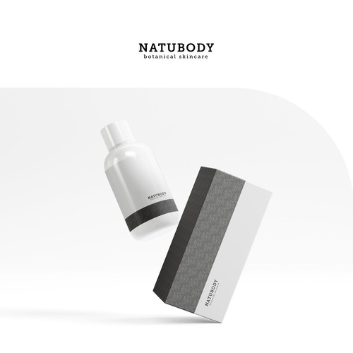 Logo for natural skincare