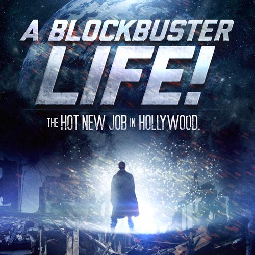 Movie Business Book Cover Design