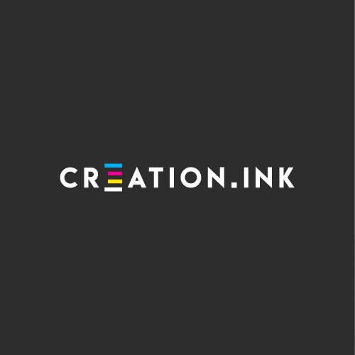 Creation.Ink logo concept