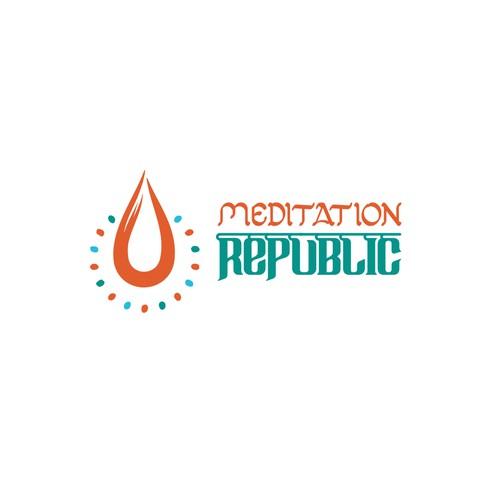 Meditation Republic Logo