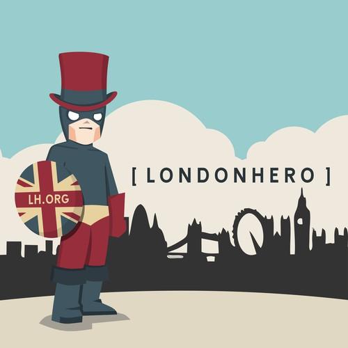 London Superhero
