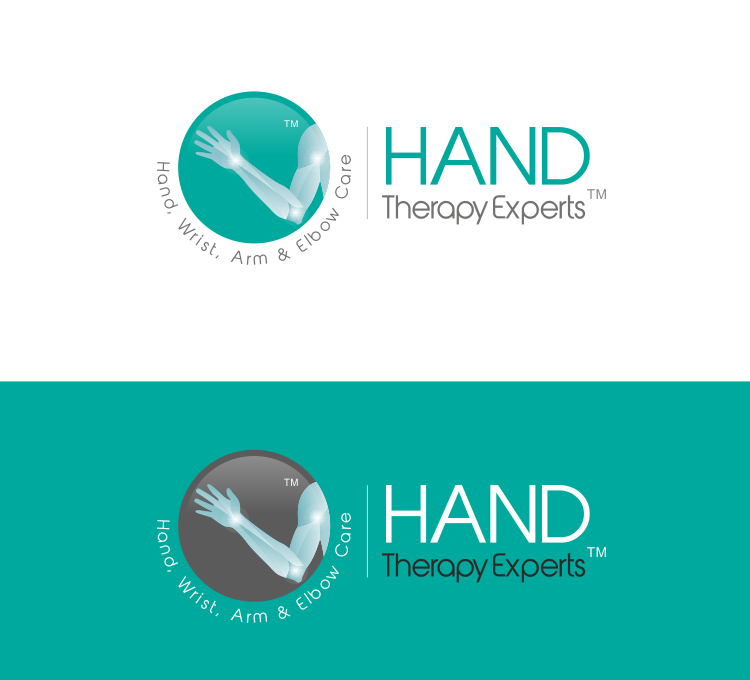 create a logo for a therapy company that is professional, classy clean and simple look that a surgeon and a patient woul