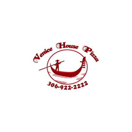 Venice House Pizza Logo
