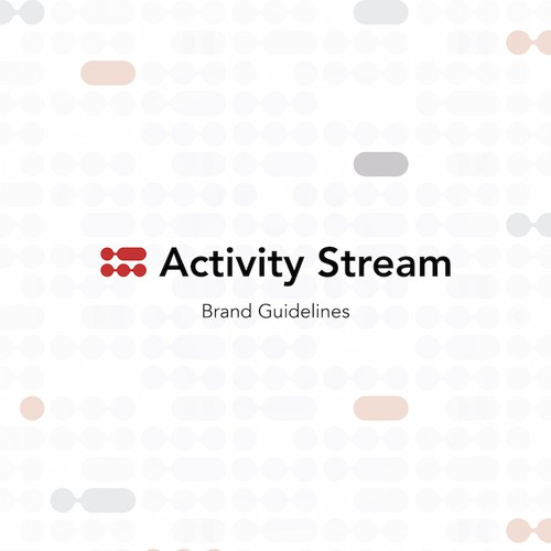 Activity Stream Brand Guidelines